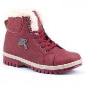 Twingo 4385 İçi Termal Kürklü Bayan Bot Ayakkabı