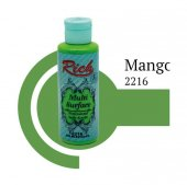 Rich Multi Surface 2216 Mango Akrilik Boya 130 Cc