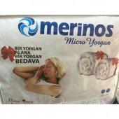 Merinos Microfiber Yorgan Çift Kişilik 195x215 1+1