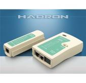 Kablo Tester Hd251 100 Network Cat5 Cat6 Test