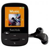 Sandisk Clip Sport 8gb Mp3 Player, Black