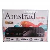 Amstrad 19600 Veya 19700 Full Hd Pvr Uydu Alıcı