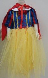 1 Adet Pamuk Prenses Kostüm (3 9yaş)