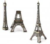 Metal Paris Eyfel Kulesi Biblo 32 Cm