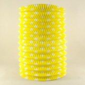 Fener Süs Gemici Büyük (5 Adet) Puantiyeli Sarı