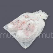 Keseli Çiçekli Lohusa Terliği, Taç, Bandana 39 40