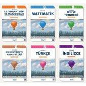 Bilfen 8. Sınıf Tüm Dersler Soru Kazandıran Set 6 Kitap