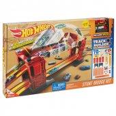Hot Wheels Track Builder Bloklu Köprü Yarışı Oyun Seti