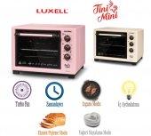 Luxell Lx 8589 Tini Mini Turbo Mini Fırın