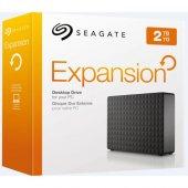 Seagate 3.5 2tb Exp Usb 3.0 Siyah Steb2000200