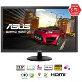 Asus 21.5 Vp228he Led Mm Monitör 1ms Siyah