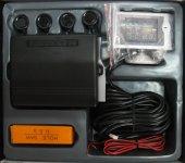 Moto Park Sensörü Göstergeli Sesli