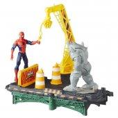 Spiderman Web City Oyun Seti