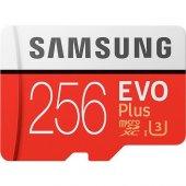 Samsung Evo Plus 256gb 100 Mb S Microsdxc Kart (Sd Adaptör) Mb Mc