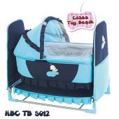 Happy Baby Class Toy Beşik (Mavi Lacivert)