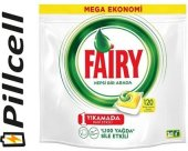 Fairy Hepsi Bir Arada Bulaşık Makinası Tablet 120li