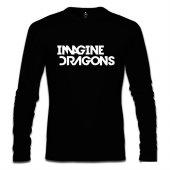 ımagine Dragons Logo Uzun Kol