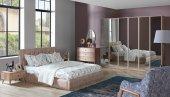 Varetta Ceviz Yatak Odası
