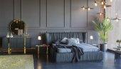 Nişantaşı Lüks Yatak Odası