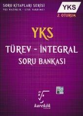 Yks 2. Oturum Türev İntegral Soru Bankası Karekök Yayınları