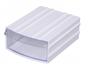 Mim 720 Plastik Çekmeceli Kutu 10,8x14x5,5 Cm 10 Lu Paket