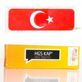 Hgs Etiket Kabı (Hgs Takmatik) Bayrak Dizayn