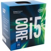 ıntel Intel 7500 İ5 3.40ghz Lga1151 6mb Hd630 Gaming İşlemci Bx80677ı57500