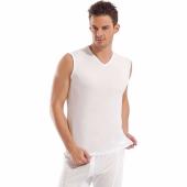 3lü Paket Erdem 1553 100 Pamuk V Yaka Kolsuz Erkek T Shirt