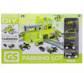 Tarım Araçları Park İstasyonu Çiftçi Park İstasyonu Lego