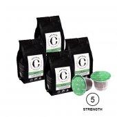 Cru Kafe 100 Organik Nespresso Uyumlu Kapsül (Decaf 5) 4 Adet