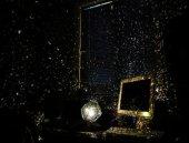 Dört Mevsim Yıldızlı Projektör Lamba