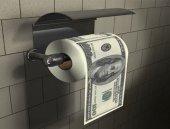 Dolar & Euro Tuvalet Kağıdı