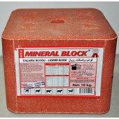 Royal Mineral Blok Yalama Taşı 10 Kg X 2 Adet