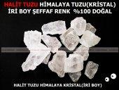 Halit Sole Kristal Himalaya Tuz Berrak Orjinal Kristal 5000 Gr