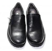 Günlük Erkek Deri Ayakkabı (Siyah)