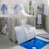 Kidboo Rabitto Blue Nevresim Takımı 100x140