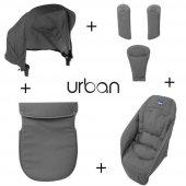 Chicco Urban Renk Paketi Antrasit