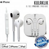 Iphone 5 5s 6 6s Ve Plus İçin Orjınal Headphone Kulaklık