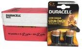 Duracell C Orta Pil 2li 20 Adet