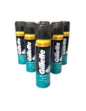 Gillette Hassas Ciltler İçin Tıraş Köpüğü 300 Ml (200+100) 6 Adet