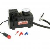 Araba Oto Araç Lastik Şişirme Pompası Hava Kompresörü 250psi 12v