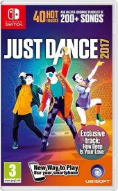 Just Dance 2017 Nintendo Switch Oyun
