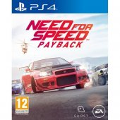 Need For Speed Payback Ps4 Playstation 4
