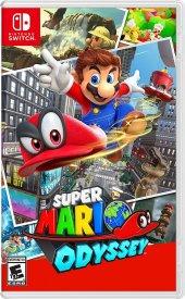 Super Mario Odyssey Nintendo Switch Oyun Mario Odysey