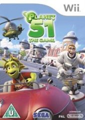 Planet 51 The Game Nintendo Wii Oyun