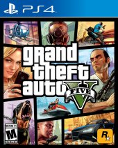 Grand Theft Auto V Gta 5 Ps4 Playstation 4 Açma Şeritli