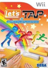Lets Tap Nintendo Wii Lets Tap Orijinal Oyun