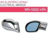Calibra Dış Dikiz Aynası Krom M3 Tip Elektrikli