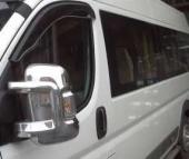 Citroen Jumper Ayna Kapağı Kromu 2007