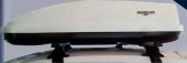 Araç Üstü Bagaj Taşıyıcı Tabut Beyaz 370lt Perflex Journey